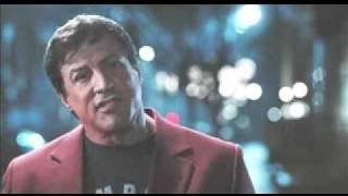 Rocky Balboa da una lección a su hijo