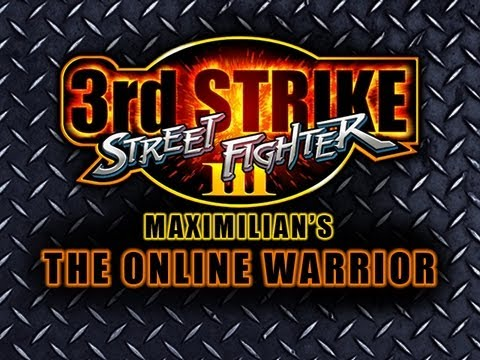 3rd STRIKE: Maximilian's THE ONLINE WARRIOR Episode 1: 'Memory Lane'