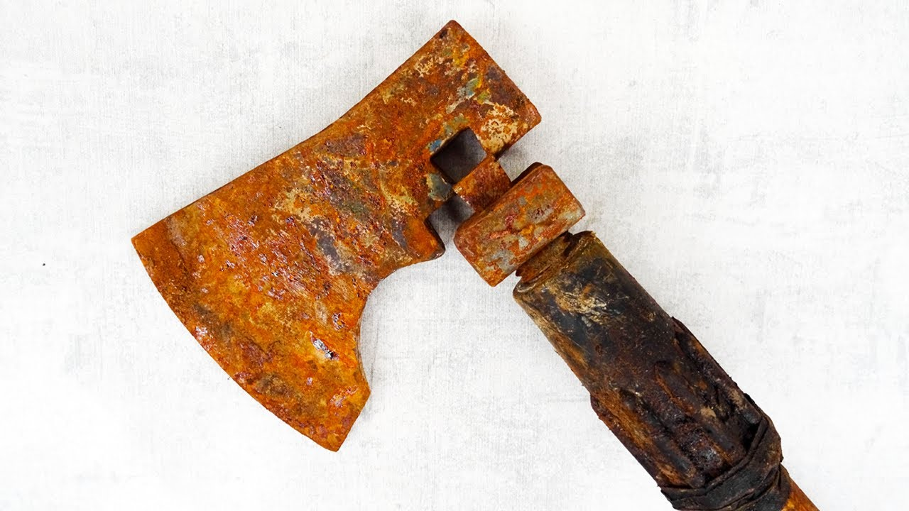 Restoration Rusty Axe What Is It For?