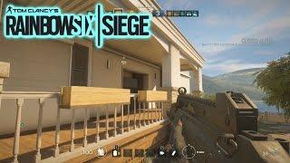 getlinkyoutube.com-Tom Clancy's RAINBOW SIX SIEGE Gameplay - Rainbow Six Siege Multiplayer Gameplay
