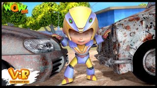 Car Thief - Vir: The Robot Boy WITH ENGLISH, SPANISH & FRENCH SUBTITLES