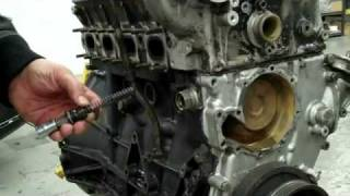 getlinkyoutube.com-Cylinder head removal 2.3-16 for inspection and repair