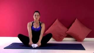 Ejercicios embarazadas: mejorar flexibilidad pelvis