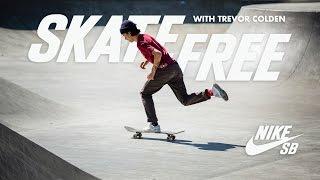 getlinkyoutube.com-Skate Free | Trevor Colden's Daily Life at Home in Downtown LA | Nike SB