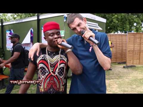 Westwood | Fuse ODG on Nigeria Vs Ghana @FuseODG