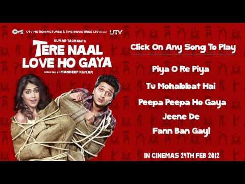 Tere Naal Love Ho Gaya - Official Full Songs Jukebox - Original Quality