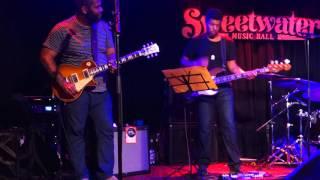 I'm Buzzed - Michael Landau Band - Sweetwater Music Hall - 020916