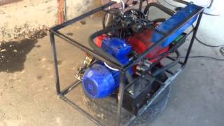 getlinkyoutube.com-Free Energy May 2016 Kapanadze Motor Generator