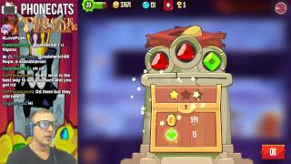 getlinkyoutube.com-King of Thieves - Hackers Botting Get 2,000 Orbs / Day