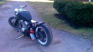Honda Shadow budget bobber chopper vt600