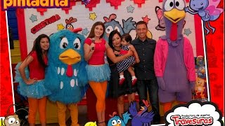 getlinkyoutube.com-Show Gallina Pintadita - Shows Infantiles - Travesuras Kids