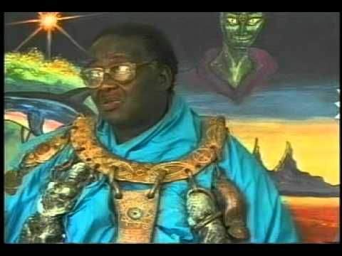 David Icke - The Reptilian Agenda with Credo Mutwa .
