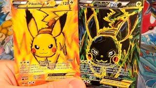 getlinkyoutube.com-10 Extraordinaires Cartes Pokémon Ultra Rare ! PIKACHU EX FULL ART & PIKACHU DELTA ?! #5