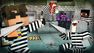 getlinkyoutube.com-Minecraft Mini-Game: COPS N ROBBERS! (EPIC WARDEN FAIL!) /w Facecam