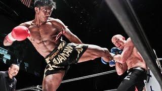 getlinkyoutube.com-Buakaw - AMAZING Fighter (Highlights) by Johan Lofgren