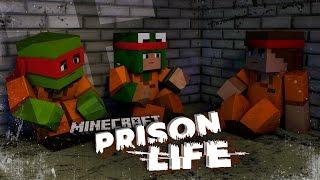 getlinkyoutube.com-Minecraft Prison Life - WE START A GANG FIGHT IN PRISON!? #2