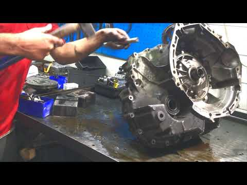 #Mercedes-Benz Vito #АКПП 4HP20