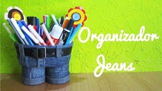 getlinkyoutube.com-Organizador jeans (Manualidad 132)