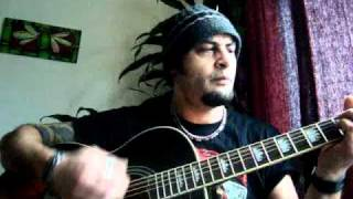 getlinkyoutube.com-Alice in chains Rooster acoustic cover