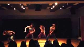 getlinkyoutube.com-VOGUE free style dance 日本工学院 CLUB DP 2013