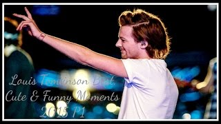 getlinkyoutube.com-Louis Tomlinson Best, Cute & Funny Moments 2015 P1