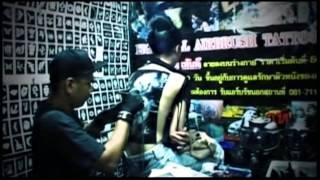 รายการเมดอินไทยแลนด์: แอร์บรัชบอดี้เพ้นท์ (EightballAirbrush)