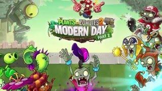 getlinkyoutube.com-Plants vs. Zombies 2 Modern World Part 2 Dev Diary