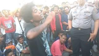 Stand up comedy anak jalanan medan depan kapolresta NGAKAK!!!