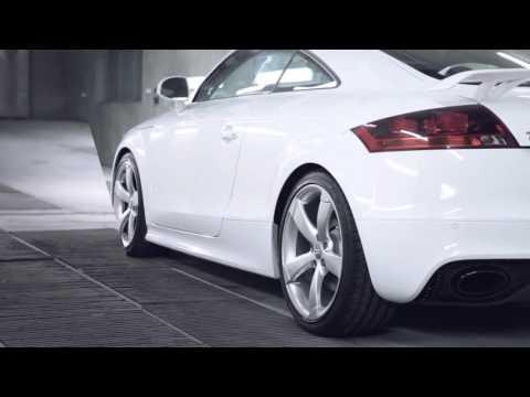 Мощь Audi TT RS