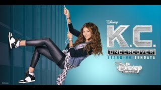 K C  Undercover S 1 E 12   Double Crossed Part 2