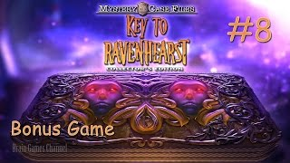 Mystery Case Files 12: Key to Ravenhearst Walkthrough | Part 8