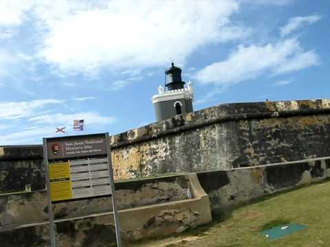 El Morro, Old San Juan, Puerto Rico