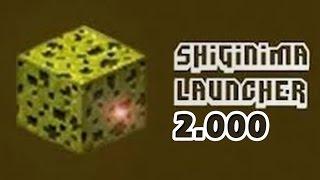 getlinkyoutube.com-Como baixar e instalar Shiginima Launcher V 2000