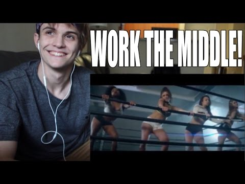 Alex Aiono - Work The Middle Reaction