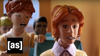 getlinkyoutube.com-The Magic School Bus | Robot Chicken | Adult Swim