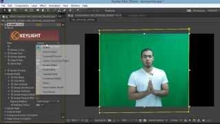 getlinkyoutube.com-تغير خلفية الفيديو عن طريق إزالة الشاشة الخضراء أو الكروما ببرنامج After Effects