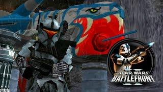 getlinkyoutube.com-Star Wars Battlefront II Mods (PC) HD: Verena Defence: Immortal | XL
