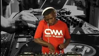 23 MARCH 2018 Live Recorded Set by CEEGA WA MEROPA on Dj Mix 1KZNTV