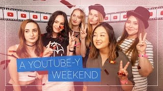 Summer in the City & YouTube Space London opening party! - Weekend vlog   CharliMarieTV