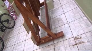 getlinkyoutube.com-Seccionadora Vertical Caseira - Primeira atualização