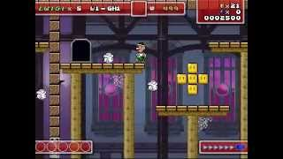 getlinkyoutube.com-New Super Fusion Bros. V0.3b - 3 level showcase (July 31, 2013)