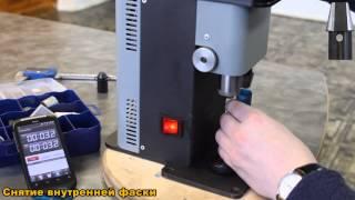getlinkyoutube.com-Пресс для снаряжения патронов Дуплет 2 ЭД, версия 1.03.14