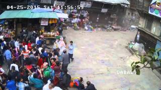 getlinkyoutube.com-The Biggest Shake ever Nepal Earthquake 2015 at Assan