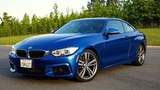 getlinkyoutube.com-Test Drive Review: 2014 BMW 435i M-Sport, The New Price of Admission