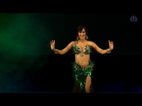 Belly Dancer Jasirah Drum Solo AZHAR 2017