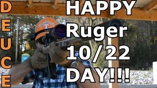 getlinkyoutube.com-HAPPY RUGER 10/22 DAY!!!