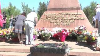Горловка 9 мая 2013
