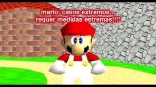 getlinkyoutube.com-Luigi da Web SM64 Blooper BR 19# Especial de Natal 2014