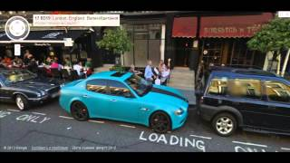 Supercars Street View London Part Youtube