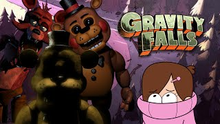 getlinkyoutube.com-Gravity Falls: Five Nights at Freddy's - Crossover